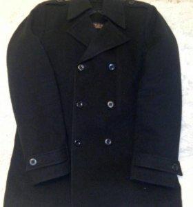 Пальто мужское бушлат р.52-54 новое