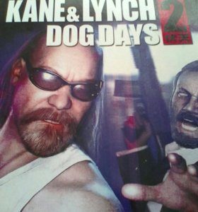 Kane & Lynch:Dog Days 2 на ПК