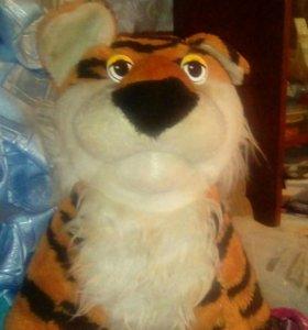 Мягкая игружка тигр