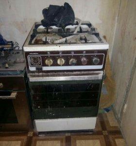 """Кухонная плита """"Polmetal"""""""