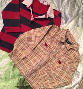 Рубашка 2 шт