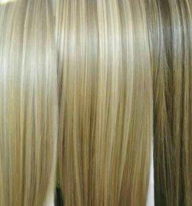 Мелирование, окрашивание волос