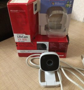 Веб камера( состояние новой)