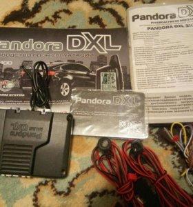 Основной блок сигнализации Pandora