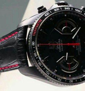Новые кварцевые часы Tag Heuer Grand Carrera