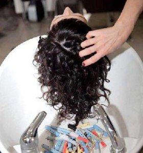Био Химическая Завивка волос