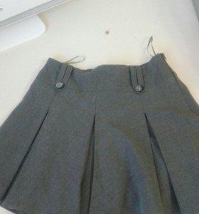 Форма школьная юбка