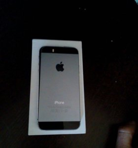 Apple iPhone 5s Space Gray