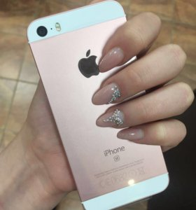 iPhone se , rose gold, 16 GB