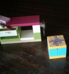 Мини-стол для запоковки подарков