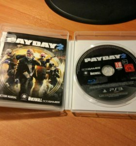 PayDay 2 на playstation 3
