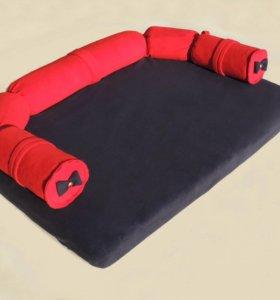 Лежанка-диван для собаки