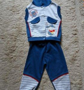 Турецкий костюм на 74-80