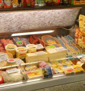 Холодильная витрина и холодильный шкаф!