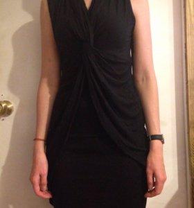 Новое чёрное платье (туника)
