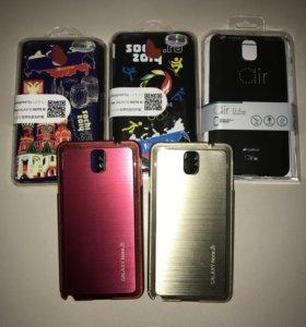 Чехлы на Samsung galaxy note 3