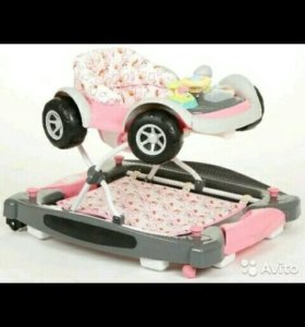 Ходунки машина для леди