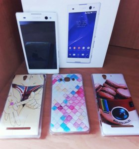 Продается смартфон Sony C3 duos