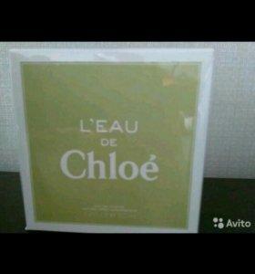 Туалетная вода Chloe l'eau