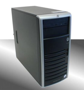 Сервер HP Proliant ml 110