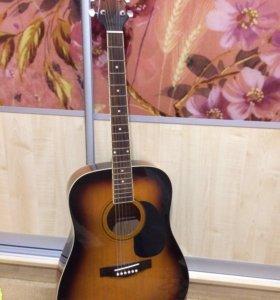 Гитара акустическая martinez FAW-702 VS