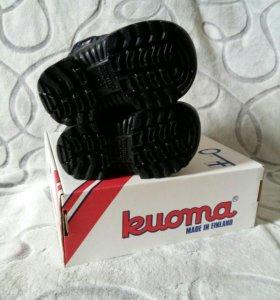 Зимние сапожки Kuoma