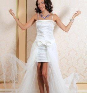Свадебное платье (трансформер)