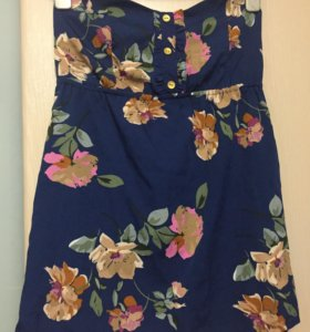Мини-платье или топ