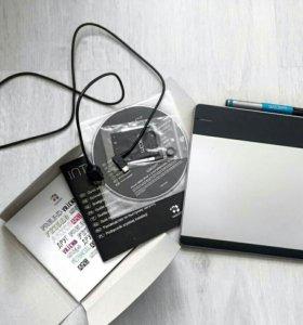Графический планшет Wacom Intuos Pen S CTL-480