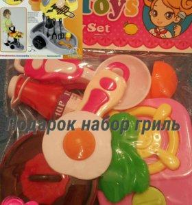 Игровой набор «Барбекю» +набор продуктов