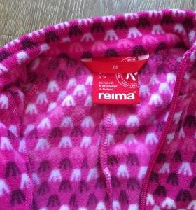 Комбинезон флисовый Reima на 6-9 мес