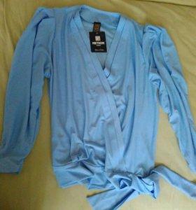 Блузка новая размер 50-52
