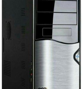 Системный блок офисный Pentium G2020 DDR3 4gb 500g