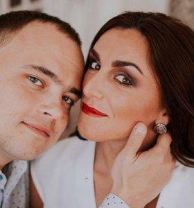 Фотограф.Свадебная,семейная фотосессия,love story