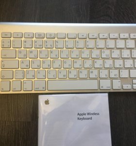 Беспроводая клавиатура Apple Wireless Keyboard