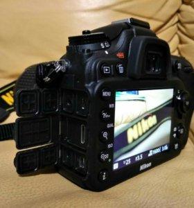 Фотоаппарат Nikon D7100 Kit AF-S DX VR 18-105+ништ