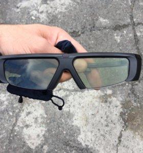 Новые 3D очки Samsung ssg-2100ab 2 пары