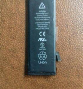 Батарея iPhone 5