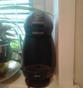 Кофеварка капсульная.