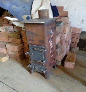 Печка в гараж