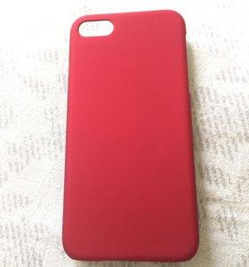 Чехол на 7 iPhone новый