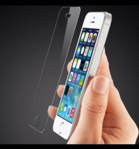 Защитные стекла на IPhone