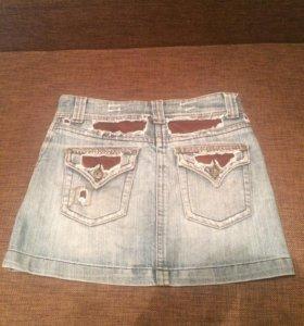 Юбка джинсовая 🌺