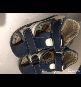 Детские сандали р26