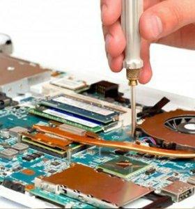Профессиональный ремонт ноутбуков и пк