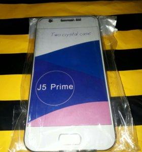 Чехол силиконовый Samsung Galaxy J5 Prime