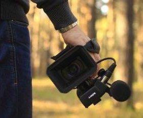 Видеооператор - видеосъемка