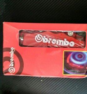 Накладки Brembo