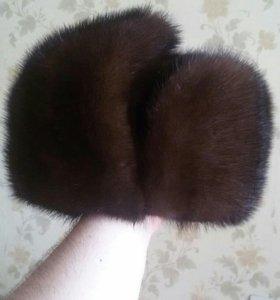 Продам шапку норковую новою
