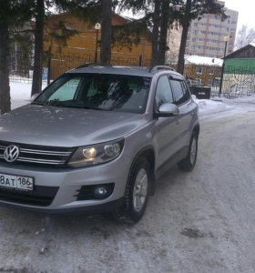 VW Тигуан 2012